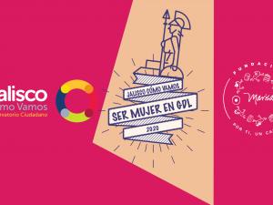 Ser Mujer en Guadalajara 2020 Infografía