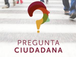 Pregunta Ciudadana 2018
