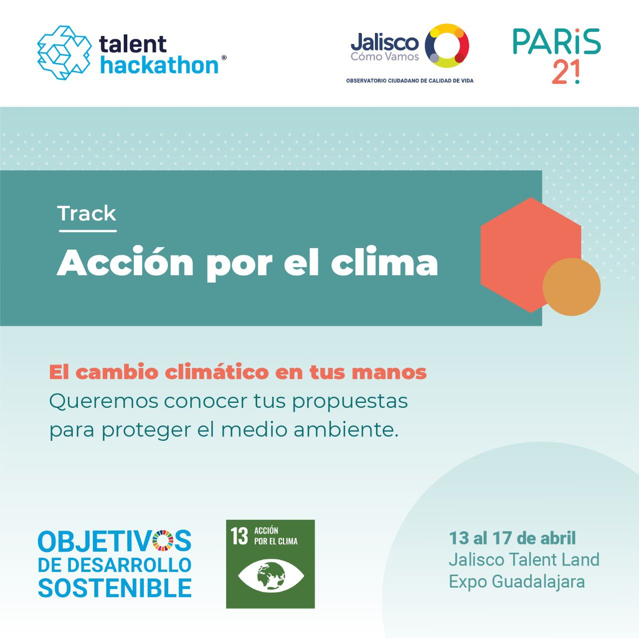 Acción por el clima – Talent Hackathon 2020